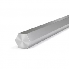 Шестигранник нержавеющий 10,0х4150 мм AISI 304 (08Х18Н10) калибр., h11