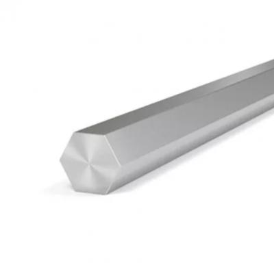 Шестигранник нержавеющий 8,0х4150 мм AISI 304 (08Х18Н10) калибр., h11