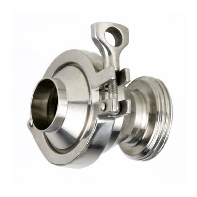 Обратный клапан P-C Type CLAMP DN40(40 mm), AISI 304