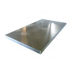 Лист нержавеющий 0,5х1000х2000 мм AISI 304 (08Х18Н10) х/к, BA