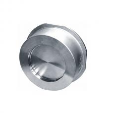 "Обратный клапан нерж. межфланцевый 1 1/2"" DN40 (48,3мм), ISO, AISI 316L"