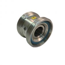 Обратный клапан P-P Type B DN32(35 mm), AISI 304