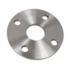 Фланец плоский приварной DN50 (53 мм), PN16 AISI 304, DIN