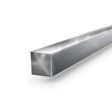 Квадрат нержавеющий 10,0х4100 мм AISI 304 (08Х18Н10) калибр., h11