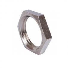 "Трубная контр-гайка 1 1/2"" DN40 (48,3 мм) AISI 316, ISO"