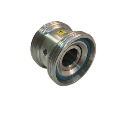 Обратный клапан P-P Type B DN40(40 mm), AISI 304